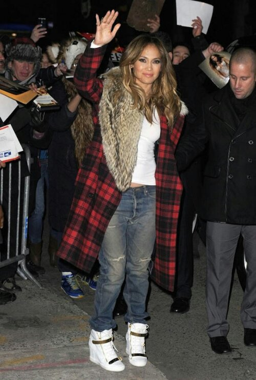 07e61910a198f Smash or Pass?? Jennifer Lopez In Michael Kors & Giuseppe Zanotti